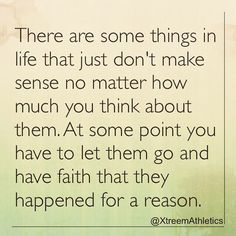 #trusttheuniverse #havefaith #thingshappenforareason