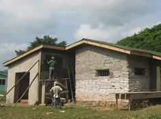 Earth Bag Home. Inhabitat Reader Builds Sustainable Homes.