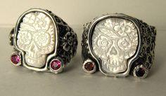 geniales anillos, super originales
