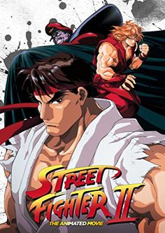 Street Fighter II the Animated Movie @ niftywarehouse.com #NiftyWarehouse #StreetFighter #VideoGames #Gaming