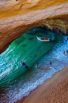 Benagil Sea Cave, Po