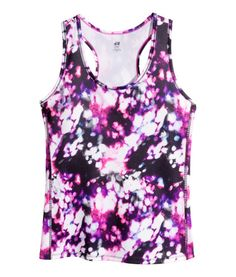 H&M+ Sports Tank Top | Product Detail | H&M