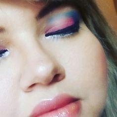 Inspiración usagi de Sailor Moon #sailormoon #makeup #maquillajeanime #usagi #serena