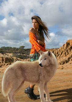 #ladywolf