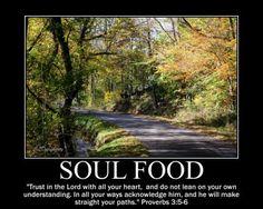 Motivator Proverbs 3 5-6