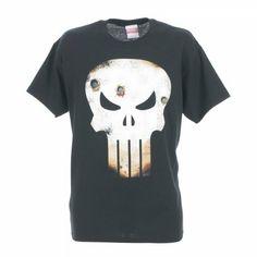 Punisher T-shirt.