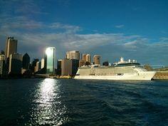 Circular Quay Sydney - a perfect autumn morning