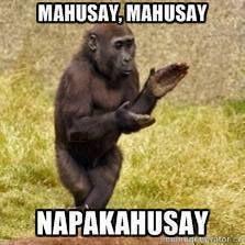 funny monkey reaction saying excellent Memes Pinoy, Memes Tagalog, Filipino Quotes, Filipino Funny, Picture Quotes, Love Quotes, Funny Quotes, Funny Menes, Hugot Quotes