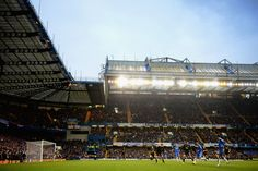 Chelsea FC have become the world's first football club to switch to LED floodlights http://www.mirror.co.uk/sport/football/news/chelsea-use-hi-tech-led-floodlights-4023396
