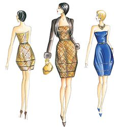 Marfy Dress - vogue