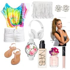 A fashion look from March 2015 featuring Le Temps Des Cerises shorts, Betsey Johnson watches and Beats by Dr. Dre. Browse and shop related looks.