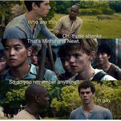 Newtmas?!? I didn't even know that otp was even real