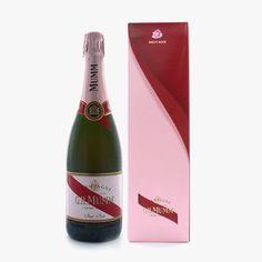 Champagne Mumm Rosé - Mumm - Marques - Accueil