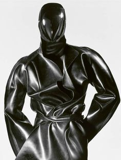 my dark secret mind : Photo Mode Latex, Latex Men, Fetish Fashion, Latex Fashion, Dark Fashion, Pop Fashion, Steampunk Fashion, Gothic Fashion, Costumes