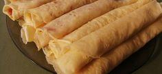glutén- és tejmentes palacsinta schär liszttel Hot Dog Buns, Hot Dogs, Bread, Food, Brot, Essen, Baking, Meals, Breads