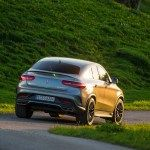 The Latest 2016 Mercedes-Benz GLE Coupe Pictures
