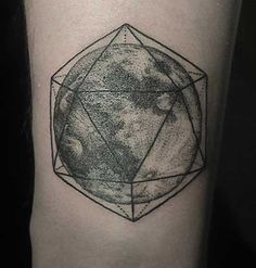 15 Geometric Tattoo Ideas | Best Tattoo Ideas