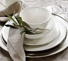 Dinnerware Sets, Square Dinnerware Sets & Dinner Plates | Pottery Barn