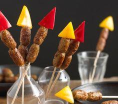 sausage rockets