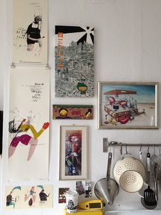 Kitchen - Art