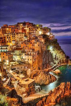 5 Terre, Italy