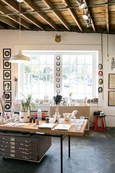 hemingway & pickett general store in echo park, california / sfgirlbybay