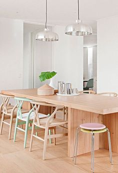 Coastal Style: Modern Pastels | Interior Trend