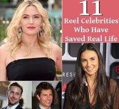 11 Reel Celebrities Who Have Saved Real Life