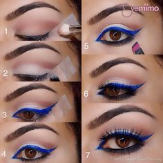 #Makeup pictorial by @romyglambeauty beautifying her eyes with our #falsie style #GLM12 _________________________________  ⒮⒣⒪⒫ ⒫⒭⒪⒟⒰⒞⒯⒮ ⒜⒯ www.shopeyemimo.com/falseeyelashes-glm12