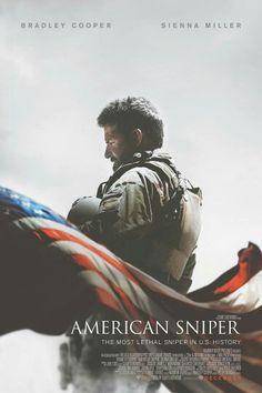 Francotirador es una película estadounidense dirigida porClint Eastwood, la película está protagonizada porBradley Cooper,Sienna Miller Luke Grimes,  Kyle Gallner,  Sam Jaeger, Jake McDorman, y Cory Hardrict. Fue estrenada en  2014.