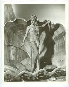 LANA TURNER original double weight SEXY movie photo 1955 THE PRODIGAL picclick.com