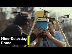 Drones Are Now Able To Detect And Detonate Land Miines Drones, Music, Youtube, Musica, Musik, Muziek, Music Activities, Youtubers, Songs