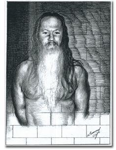Thomas Silverstein-- prisoner in solitary confinement art
