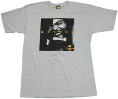Rocksmith x Wu Tang Clan Method  Gray Full Front