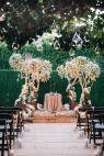 Elegant Bel Air Estate Wedding - Style Me Pretty