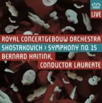 Symphonie n° 15,  Shostakovich