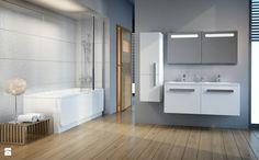"""Czy znasz najnowsze trendy w urządzaniu łazienek? Wiesz jak sprawić, aby  wnętrze było harmonijne? Jeśli odpowiedź na oba pytania brzmią """"nie"""", to najwyższy czas poznać sposób na idealnie zaprojektowaną łazienkę."""