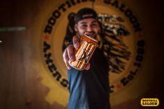 Het favoriete biertje van onze bartender Sanjay Class Ring, Orange