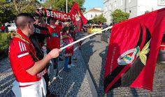 Campomaiornews: Campo Maior festeja Tri Campeonato do Benfica