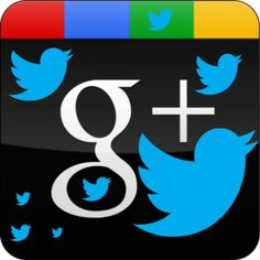 Twitter and Google Plus make up the most potent 1-2 punch in social media marketing. #socialmedia #googleplus #twitter