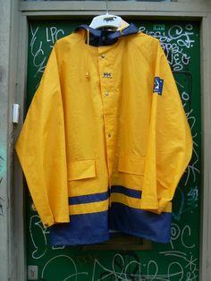 ZONE7STYLE: Vintage Helly Hansen Fisherman's Jacket