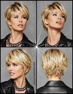 Apr 2020 - Textured Fringe Bob by Hairdo Wigs - Heat Friendly Synthetic . - Textured Fringe Bob by Hairdo Wigs – Heat Friendly Synthetic Wig – Cool Style - Short Hair With Layers, Short Hair Cuts For Women, Hair Short Bobs, Short Bob Bangs, Layered Bob Short, Short Layered Haircuts, Medium Hair Styles, Curly Hair Styles, Short Shag Hairstyles