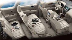 Nissan Pathfinder 2013, en la lista de autos con los 10 mejores interiores!