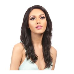 Its a Wig Salon Remi 100% Brazilian Human Hair Swiss Lace Front Wig HH S Lace Remi Chinelo