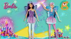 Barbie combi hadas morada azul Barbie Fairy Dolls juguetes barbie toys