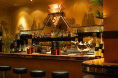 Rogano Oyster Bar, Glasgow.