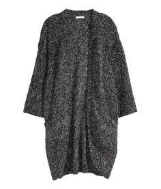 Chunky-knit cardigan | Product Detail | H&M