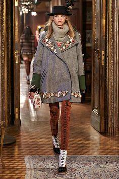 Chanel, pre-autumn/winter 2015 collection