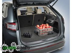 Cool Ford   Ford Edge Black Trunk Cargo Logic Storage System Oem New Ftzaa Genuine Ford Ftz  Aa Quirk Auto Parts Check More At