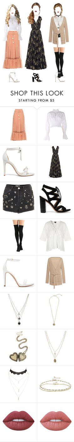 """""""I"""" by xxeucliffexx ❤ liked on Polyvore featuring Chloé, Kenzo, Alexandre Birman, Alexander McQueen, Topshop, Sam Edelman, Zara, Nina Ricci, Forever 21 and GUESS by Marciano"""